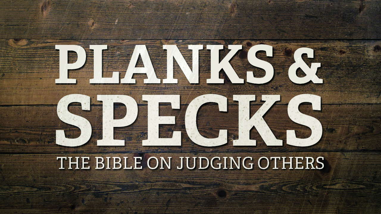 """Featured image for """"Planks & Specks"""""""