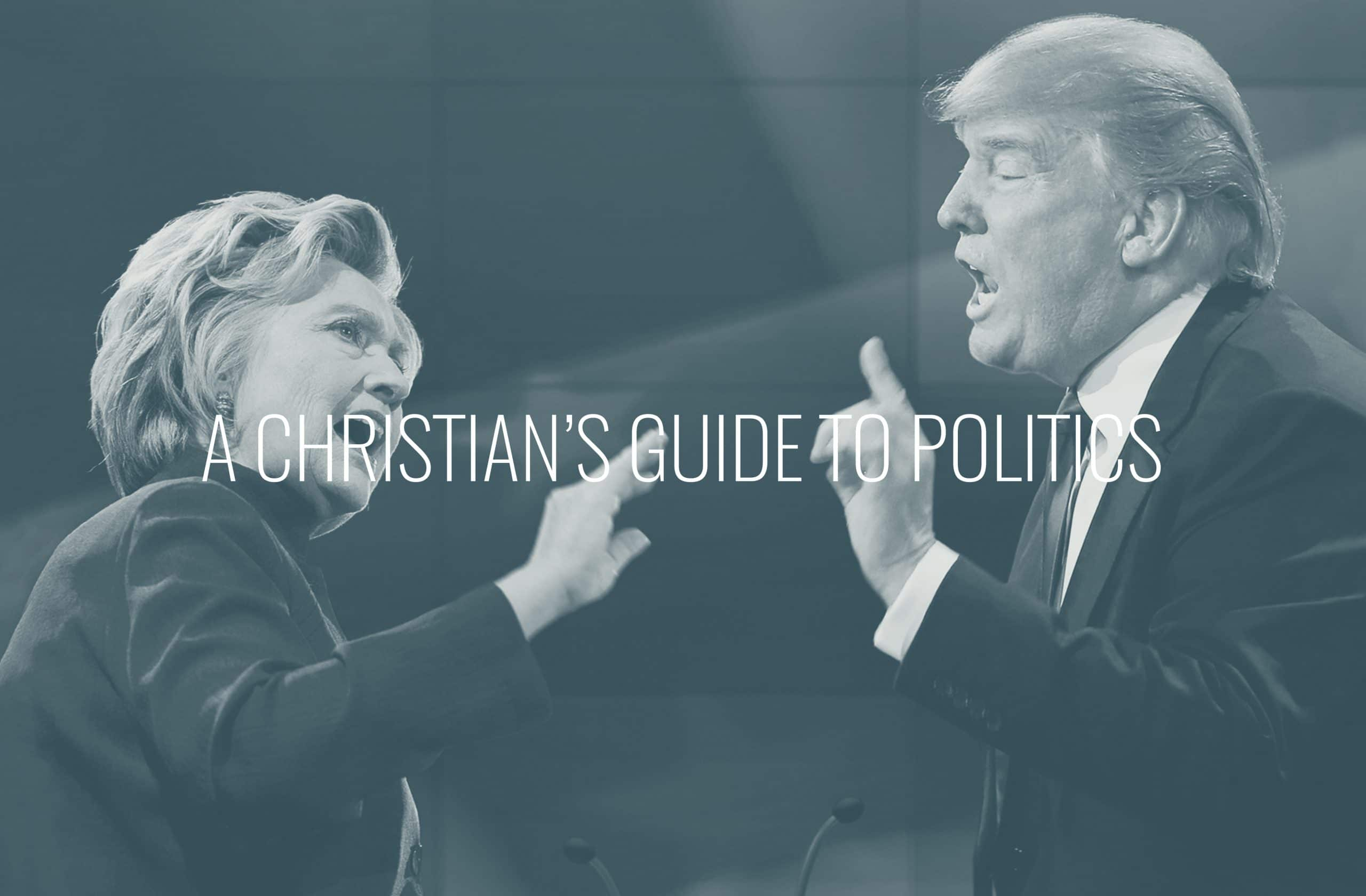 """Featured image for """"A Christians Guide to Politics"""""""
