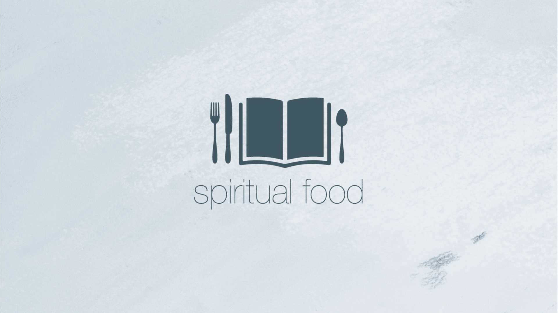 """Featured image for """"Spiritual Food"""""""