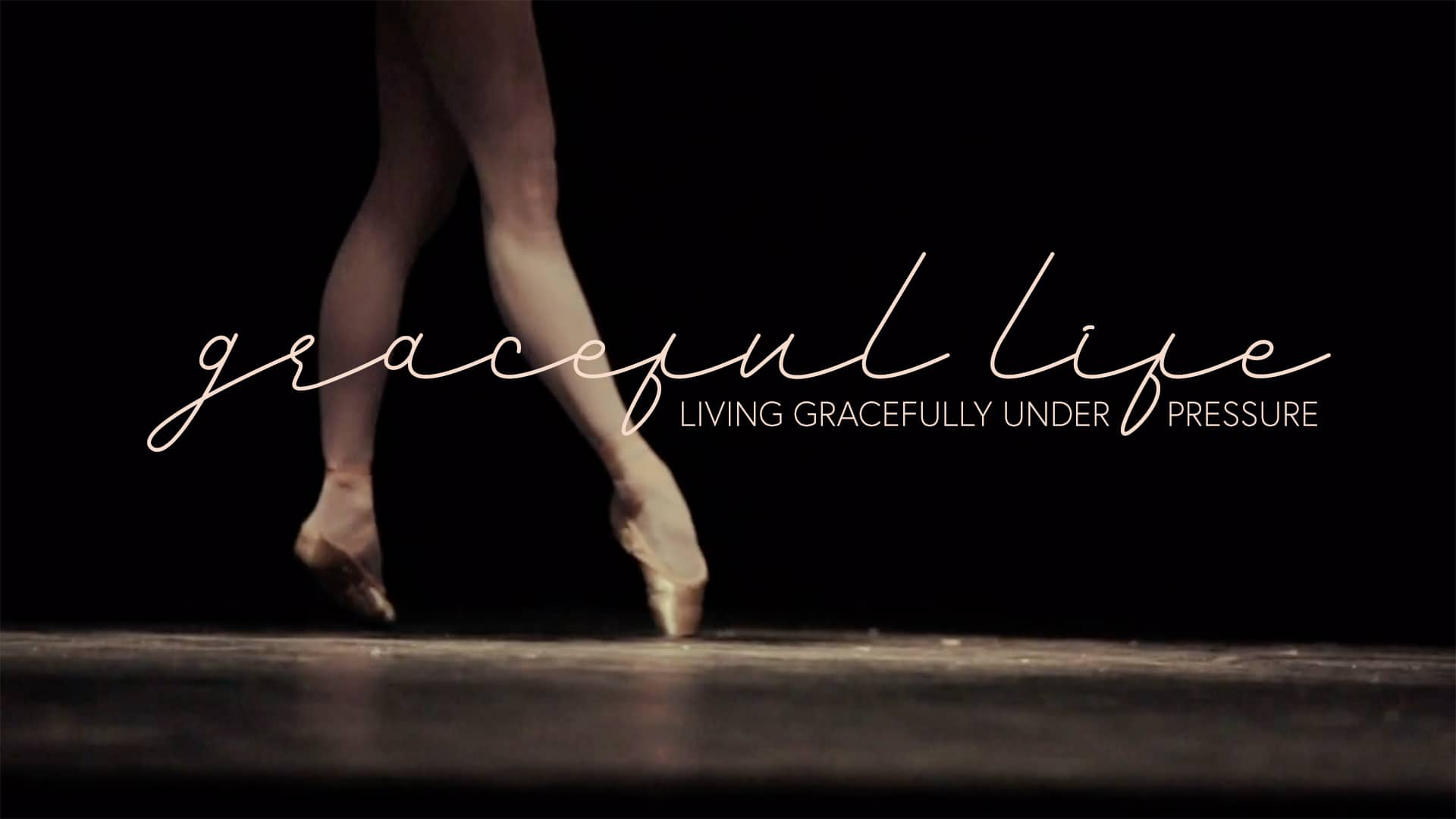 """Featured image for """"Graceful Life"""""""