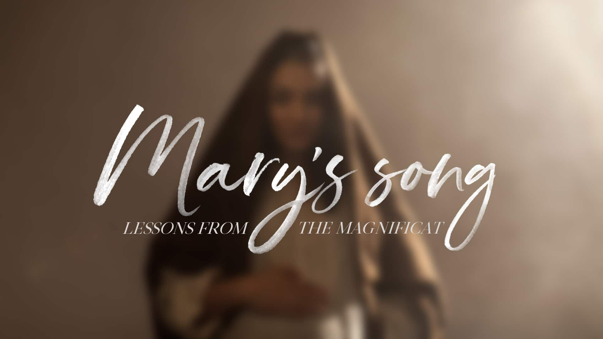 """Featured image for """"Mary's Song"""""""