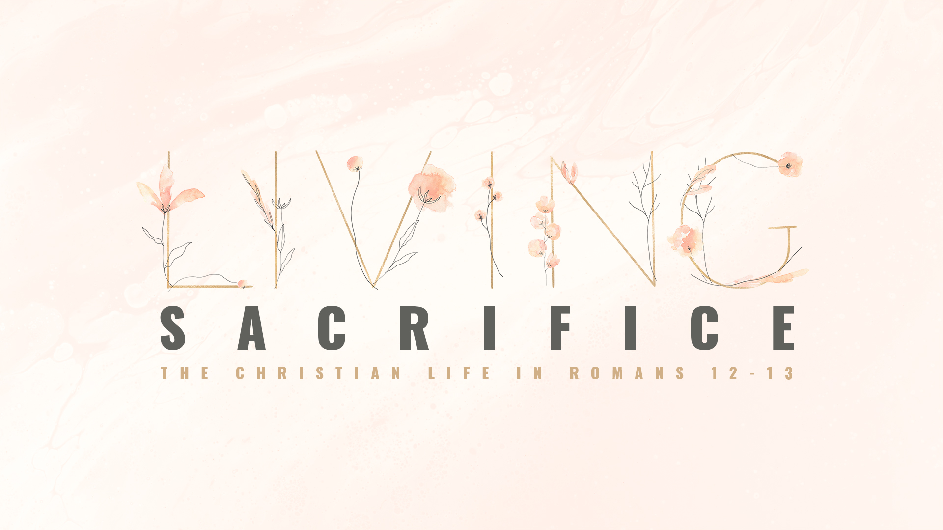 "Featured image for ""Living Sacrifice"""
