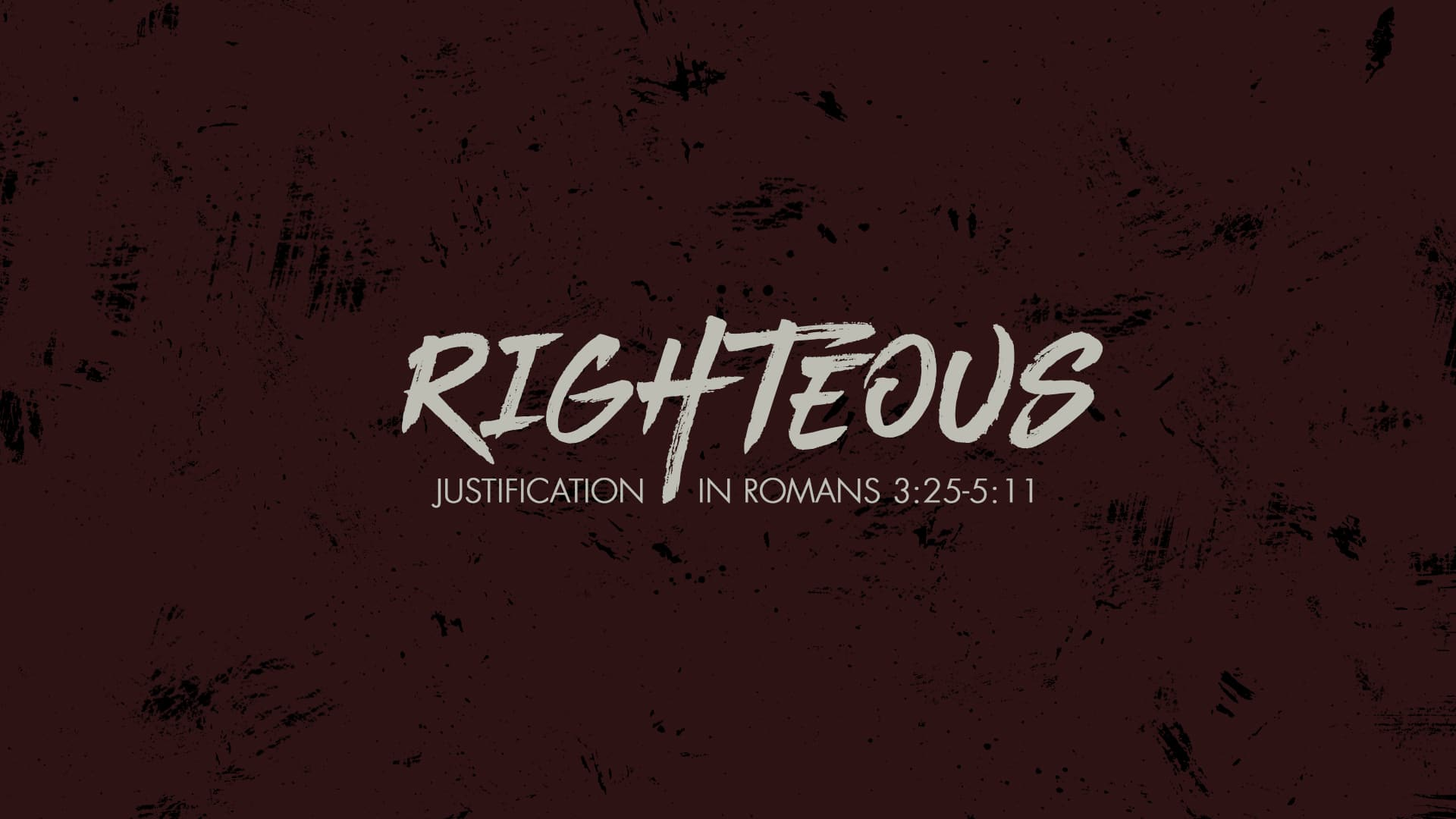 "Featured image for ""Righteous"""