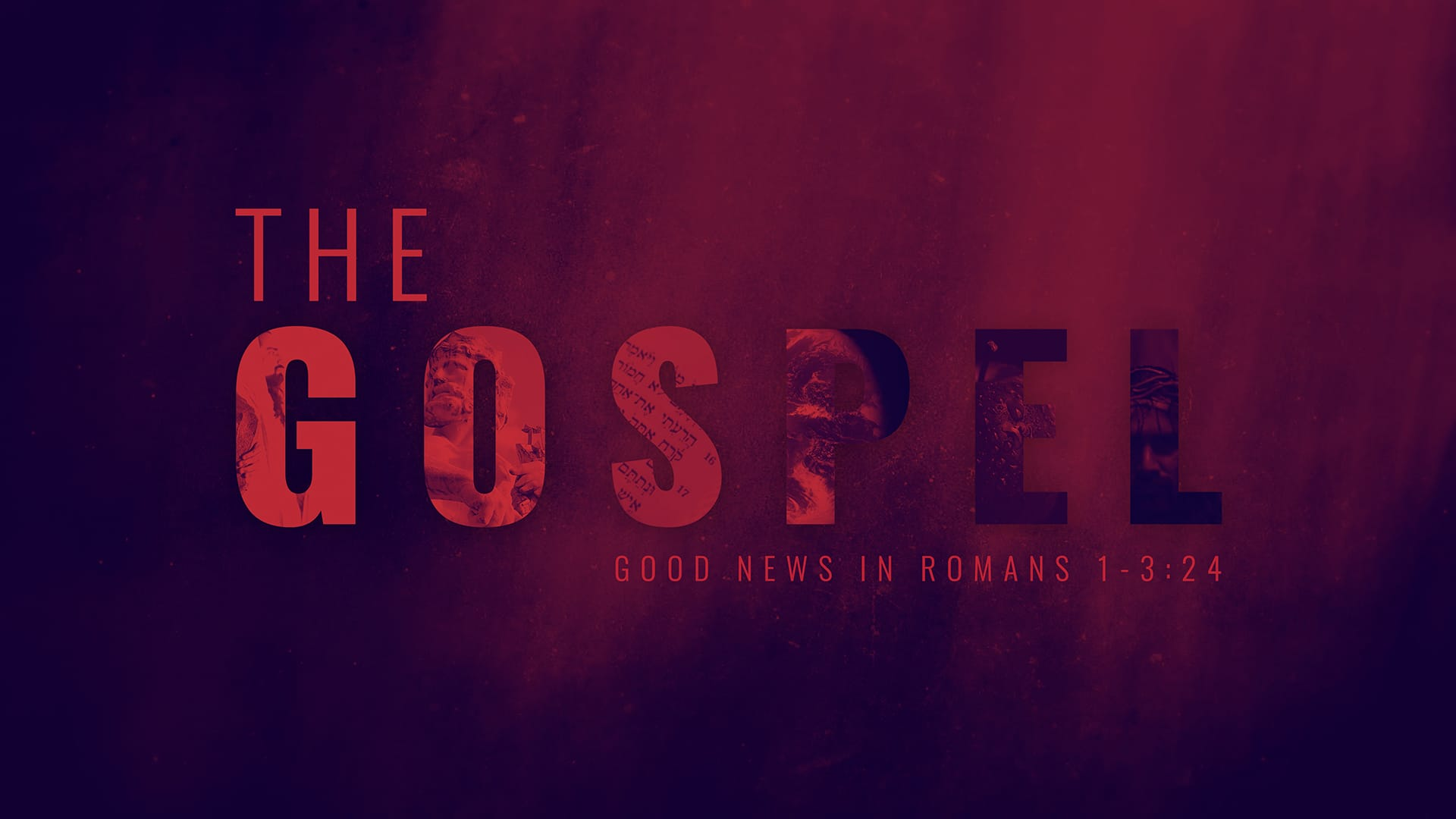 "Featured image for ""The Gospel"""